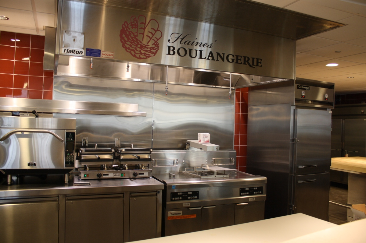 A Place to Explore: Haines' Boulangerie