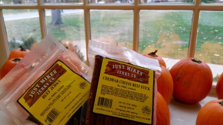 Just Mike's Jerky is from Medina, Ohio and offers a variety of flavors.