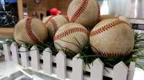 Miami (OH) baseball let us borrow baseballs.