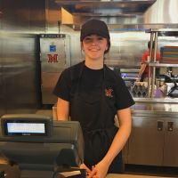 Student Employee Spotlight: Sydney Kemp