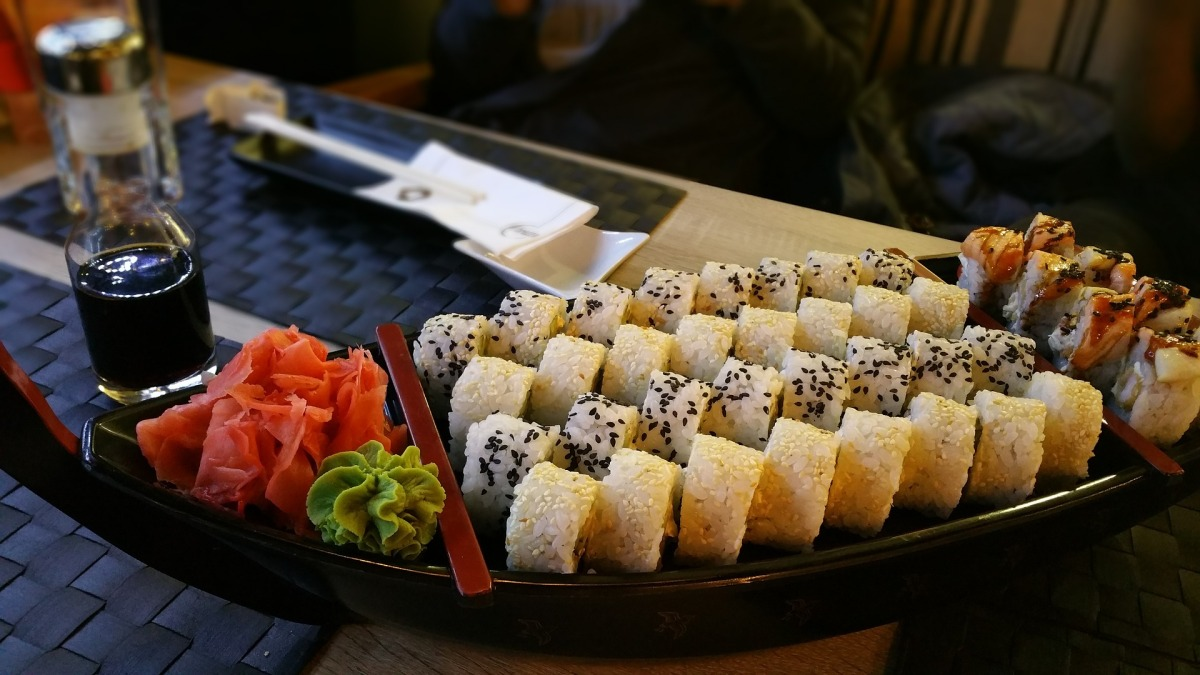 10 Things You Didn't Know About Sushi