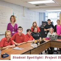 Student Spotlight: Project SEARCH