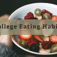 National Nutrition Month: College Eating Habits