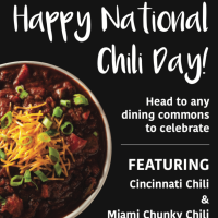 You Cannot Say No to Chili!